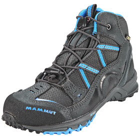 Mammut Nova Mid GTX Shoes Kids graphite-atlantic